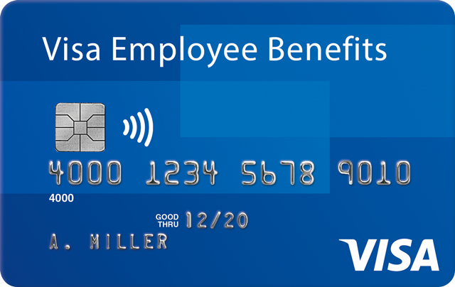Card Visa Employee Benefits