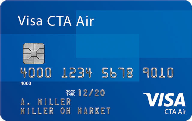 Visa CTA Air