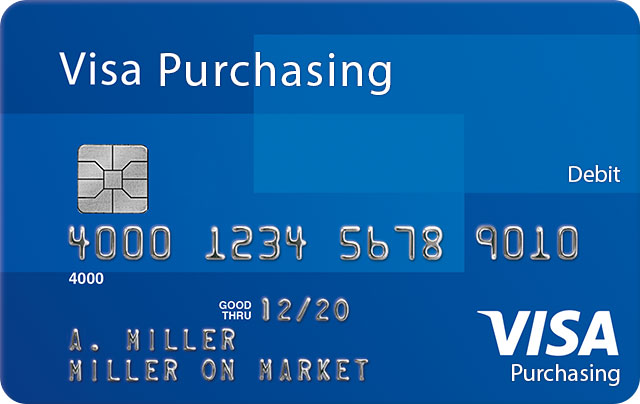 Visa Purchasing Debit